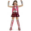 Pink Wonder Woman Child Costume
